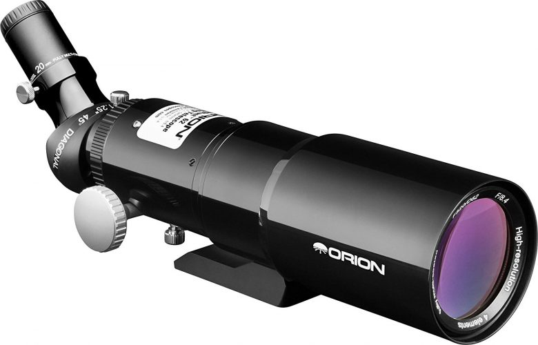 Orion StarBlast Travel Refractor Telescope
