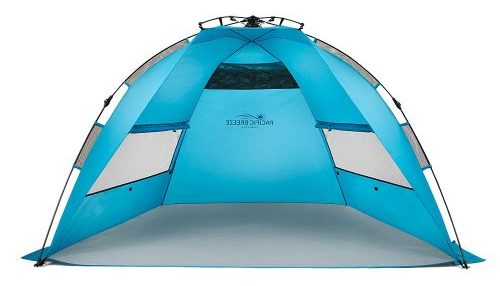 Pacific Breeze Beach Tent Large