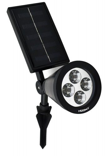 Hoont Outdoor Solar Spotlight