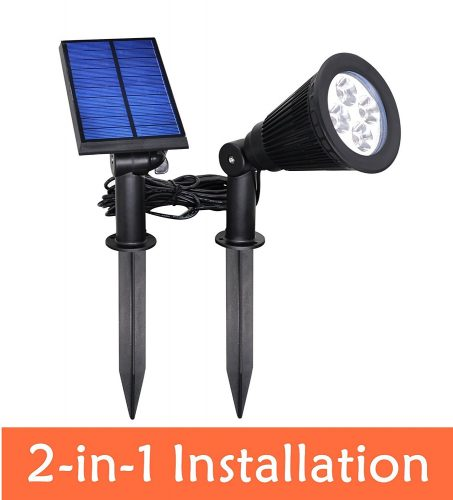 YINGHAO Solar Spot Light