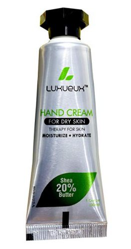 Luxueux Hand & Foot Care Cream