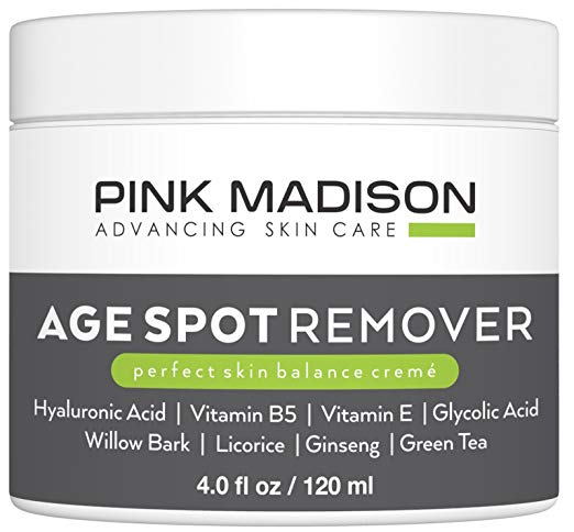 Pink Madison Age Spot Remover Treatment