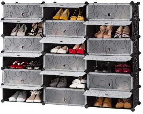 LANGRIA Shoe Rack - Shoe Racks