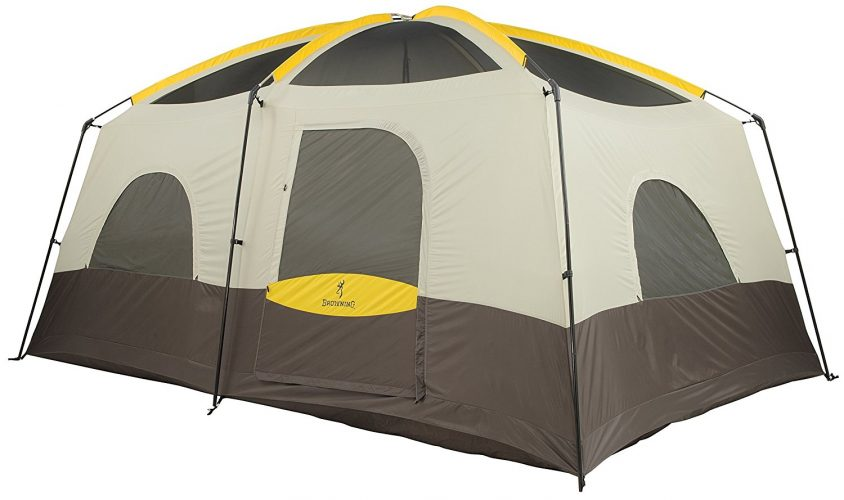 Browning Camping Big Horn Tent - family camping tent