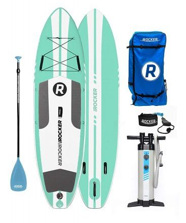 iRocker Stand Up Paddle Board