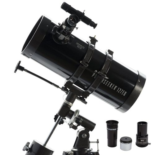 Celestron PowerSeeker Telescope - Telescope for Kids