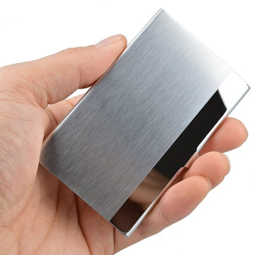 MaxGear Professional Business Card Holder