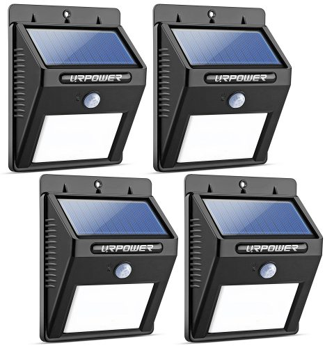 URPOWER Solar Lights - outdoor solar lights