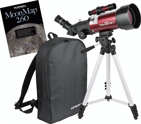 Orion GoScope II Refractor Telescope