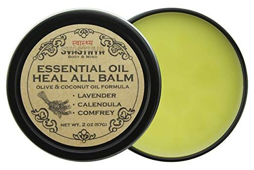 Essential Oil Balm Cream