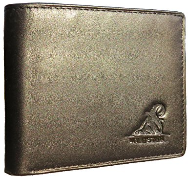 Mt. Eston Mens Leather Wallet