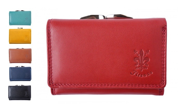 Ann Tarry Genuine Leather Wallet - leather wallet for women