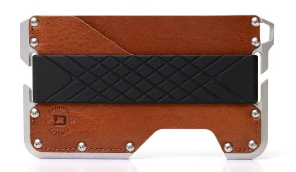 Dango Dapper Genuine Leather Wallet - leather wallet for men