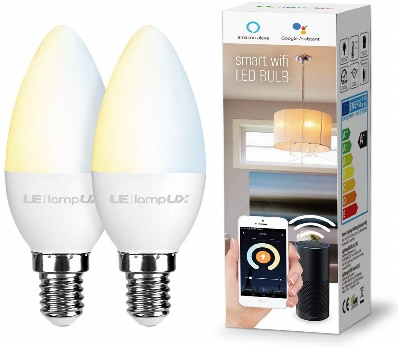 LE LampUX Smart LED Light Bulb