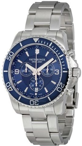 Victorinox Maverick Chronograph Watch - Men Chronograph Watches