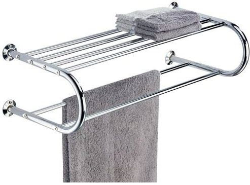 Organize IT All Shelf Towel Rack