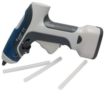 Pros Kit Battery Operated Glue Gun