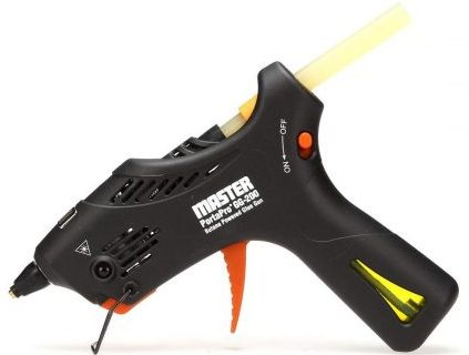 Master Appliance Butane Powered High-Temperature Glue Gun