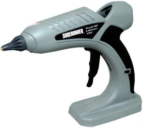 PRO2-60 Cordless Heavy Duty Hot Glue Gun