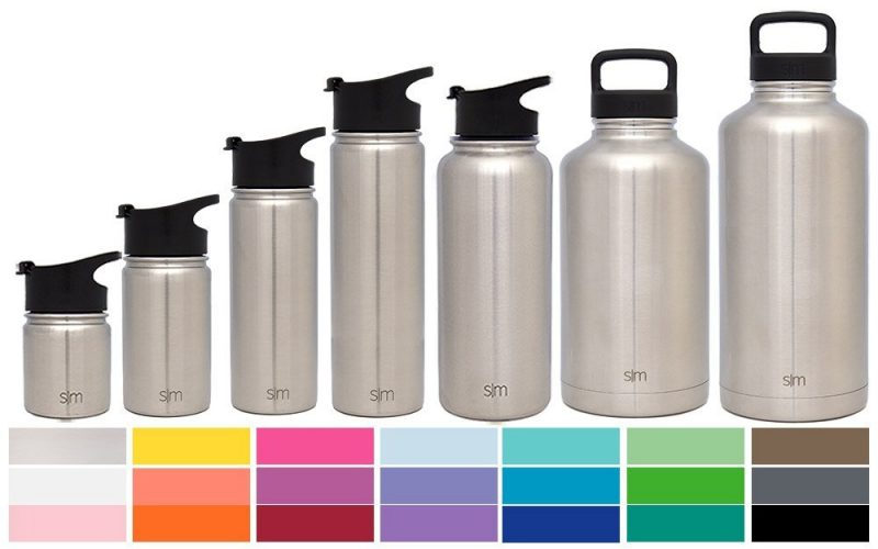 Simple Modern Summit Stainless Steel Water Bottle - Stainless Steel Water Bottles