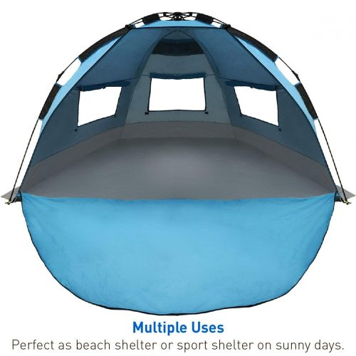 Ropoda EasyGo Beach Umbrella Tent - Baby Beach Tents