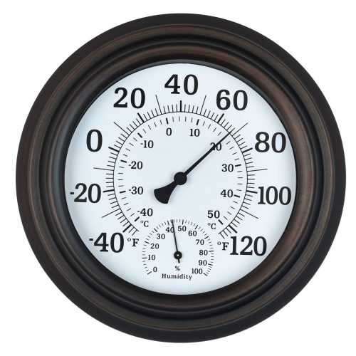 WiHoo Indoor Outdoor Thermometer