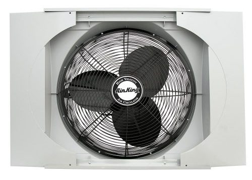AirKing Whole House Window Fan - Window Fans
