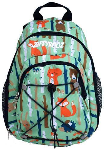 ZippyRooz Toddler Backpack - Cute Backpacks for Tots
