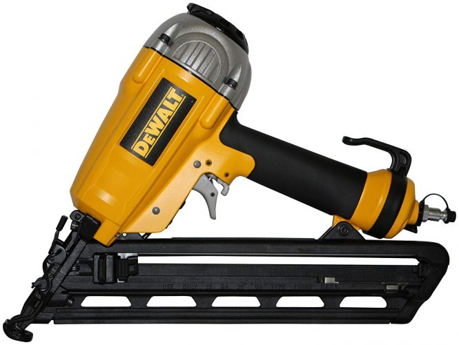 Dewalt D51276K Cordless Finish Nailer