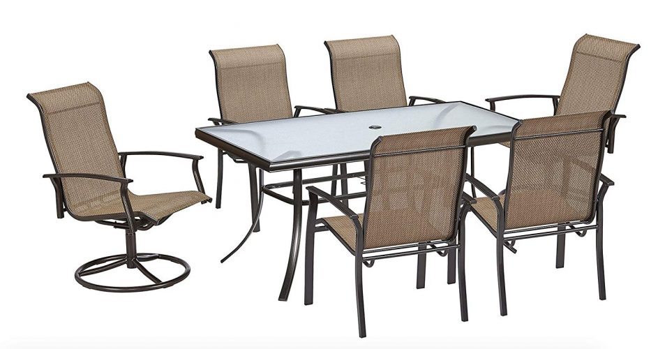Harrison Dining Set - Patio Dining Sets for Outdoor Banquets