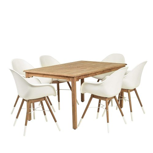Amazonia Tropez Terrace Dining Set