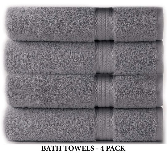 Cotton Craft Oversized Bath Towels