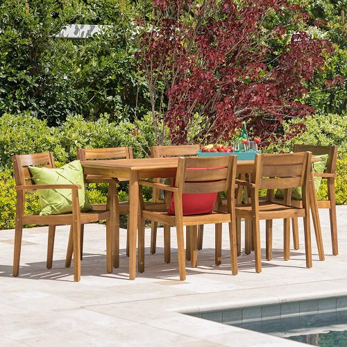 Acacia Patio Dining Set