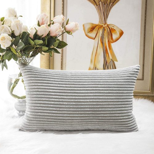 Home Brilliant Velvet Cushion Cover