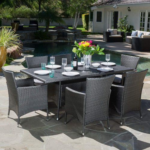Macalla Patio Dining Set