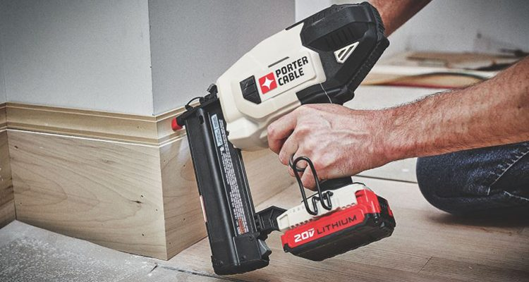 cordless finish nailers