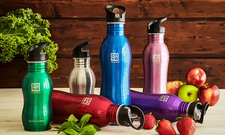 Top 10 Best Stainless Steel Water Bottles in 2018