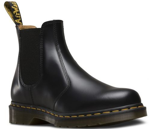 Black Chelsea Boots by Dr. Martens - Chelsea Boots