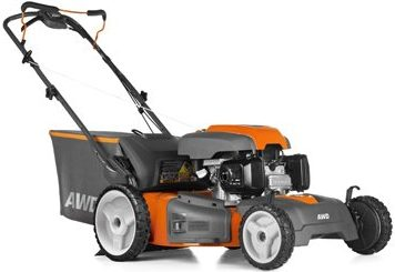 Husqvarna All-Wheel Drive Mower