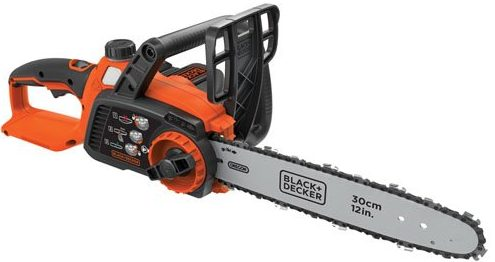 BLACK & DECKER LCS1240 Cordless Chainsaw