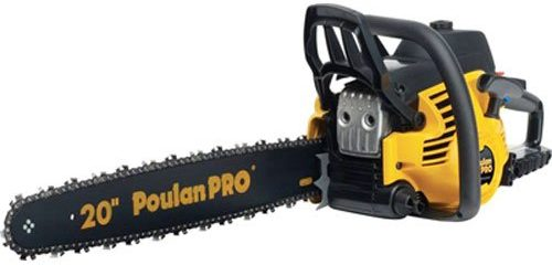 Poulan Pro 2 Stroke Gas Powered Chain Saw