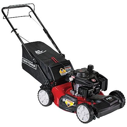 Craftsman Front Wheel Drive Lawn Mower - Lawn Mowers