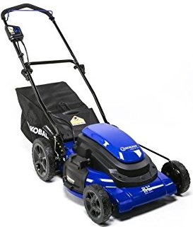 KOBALT Electric Push Lawn Mower - Lawn Mowers