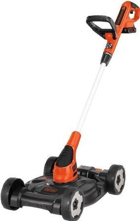 BLACK & DECKER MTC220 Trimmer/Edger/Mower - Lawn Edger