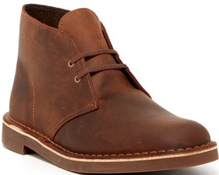 Bushacre Desert Boot by Clarks