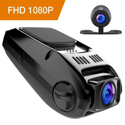 APEMAN Dash Cam - Front and Rear Dash Cams