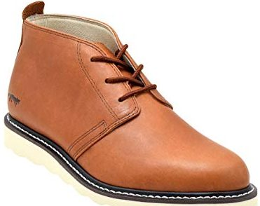 Arizona Men's Chukka Work and Casual Boot by Golden Fox - Men Chukka Boots