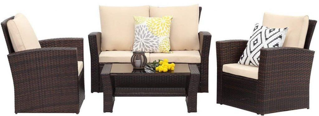 Wisteria Lane Outdoor Patio Furniture