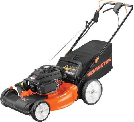 Remington Pathfinder Electric Start Lawn Mower