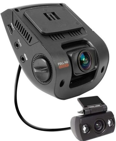 Rexing V1P Dual Channel Dashboard Camera Recorder